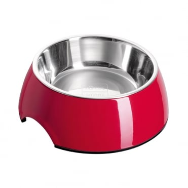 Hunter Melamine Dog Bowl