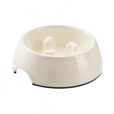 Hunter Melamine Feeding Control Dog Bowl