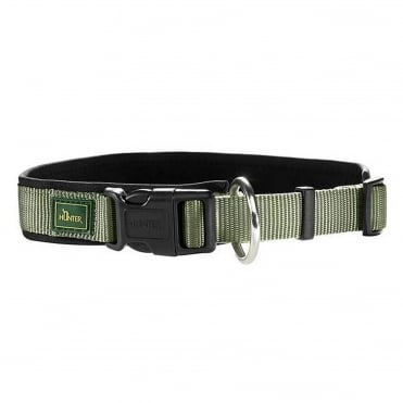 Hunter Neoprene Vario Plus Dog Collar
