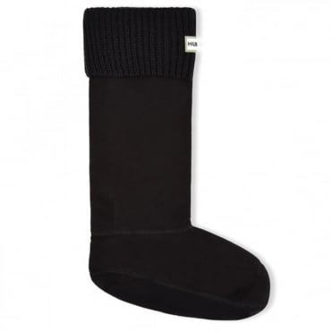 Hunter Rib Cuff Boot Sock