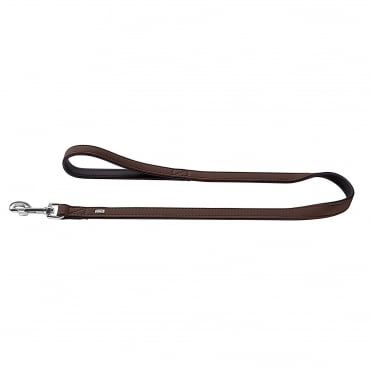 Hunter Softie Nubuck Leather Dog Lead
