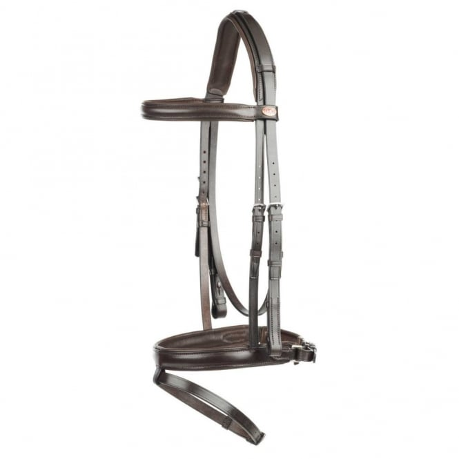 Jeffries IR Bridle with Flash Noseband