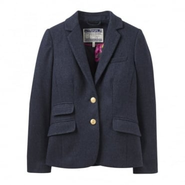 Joules Aster Tweed Jacket