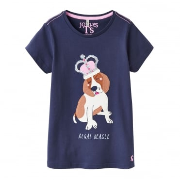 Joules Astra T-Shirt (3-12 YR)