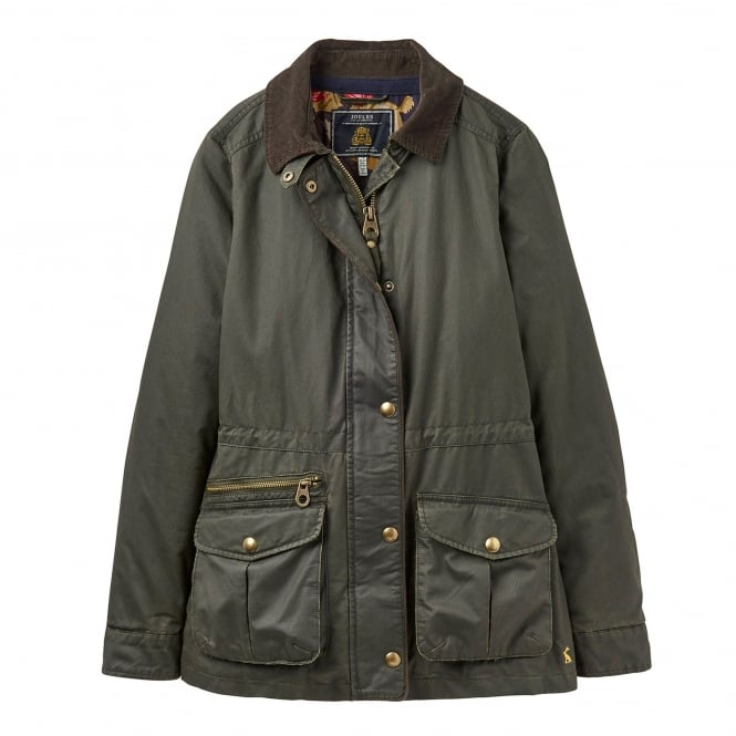 Joules Balmoral Wax Style Jacket