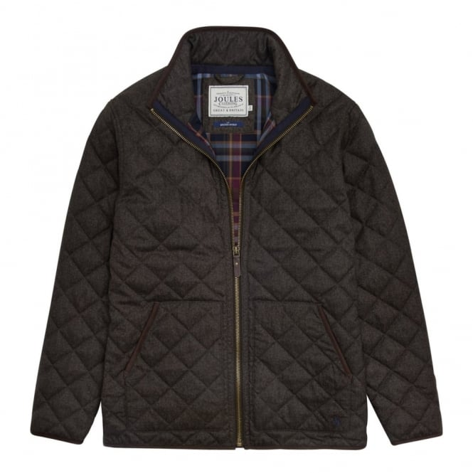 Joules Estate Mens Quilted Jacket