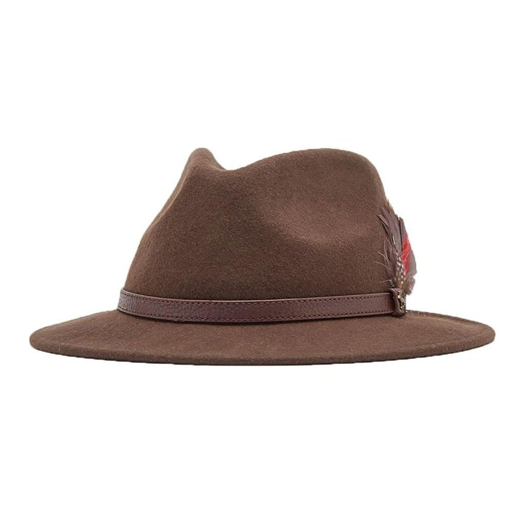 Joules Fedora Felt Hat 671efbc77b3