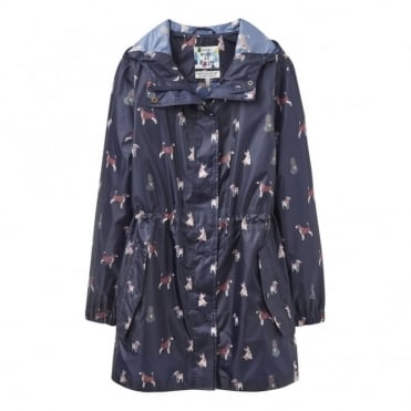 Joules Golightly Waterproof Parka