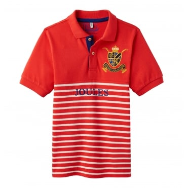 Joules Harry Polo Shirt (3-12 YR)