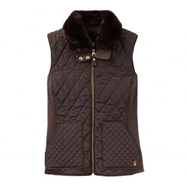 Joules Inverness Quilted Gilet