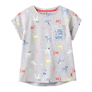 Joules Jackie T-Shirt (3-12 YR)