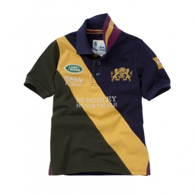 Joules Junior Boys Ashwell Polo