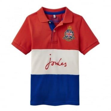Joules Junior Harry Polo Shirt