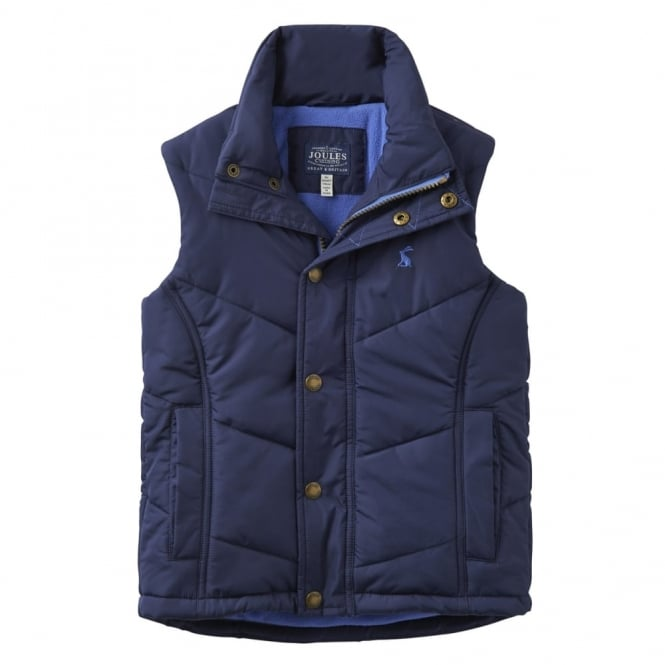 Joules Junior Matchday Padded Gilet