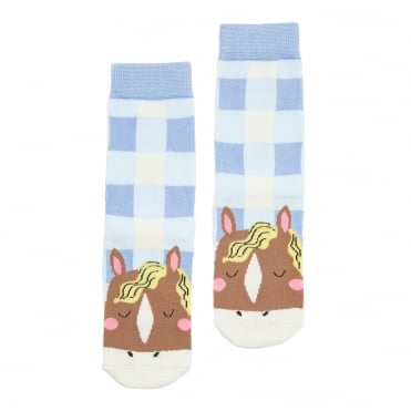 Joules Junior Neat Feet Socks