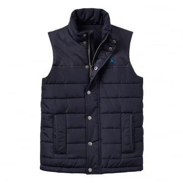 Joules Matchday Padded Gilet (3-12 YR)
