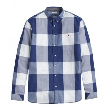 Joules Mens Whitaker Classic Fit Shirt