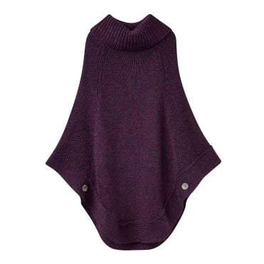 Joules Perdy Poncho