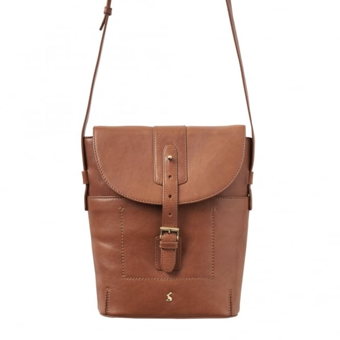 Joules Tourer Leather Bag