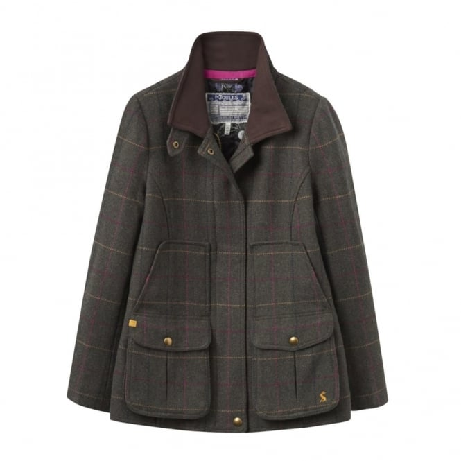 Joules Tweed Field Coat
