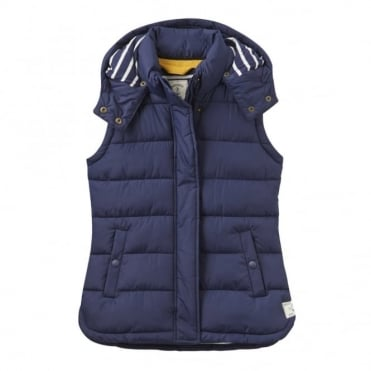 Joules Wavely Hooded Gilet