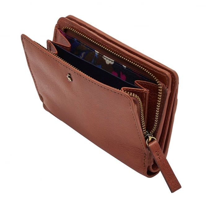 Joules Wyton Leather Purse