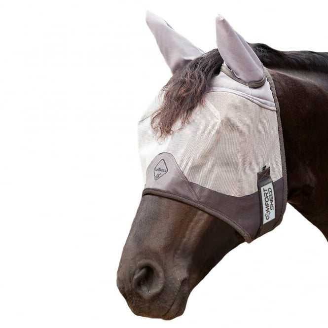 LeMieux Comfort Shield Fly Mask with Ears