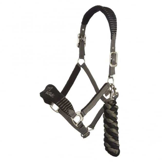 LeMieux Vogue Fleece Headcollar and Leadrope Set