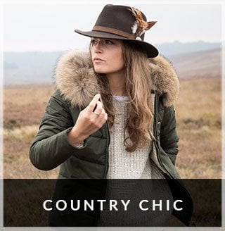 Women Country Chic