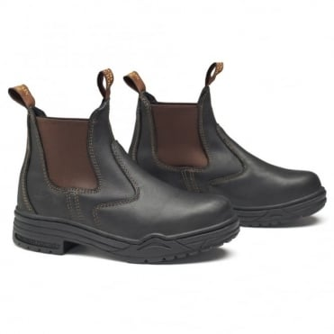 Mountain Horse Protective Jodhpur Boot
