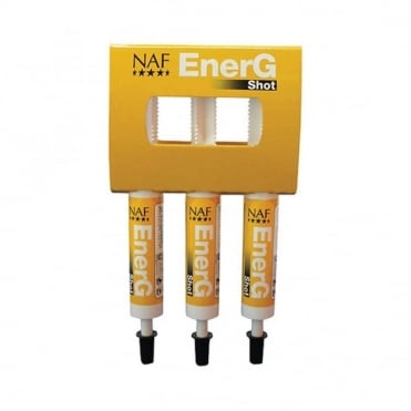 NAF EnerG Shot (3 Pack)