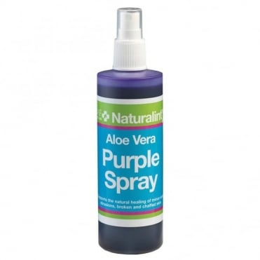 NAF NaturalintX Aloe Vera Purple Spray