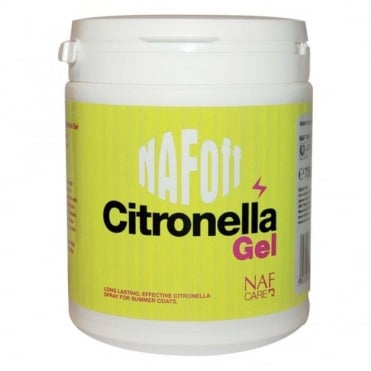 NAF Off Citronella Gel 750g