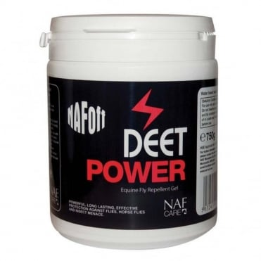 NAF Off DEET Power Fly Repellent Gel 750g