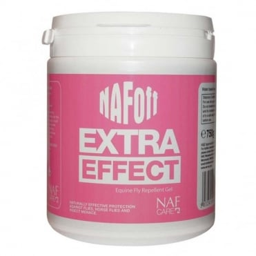 NAF Off Extra Effect Fly Repellent Gel 750g