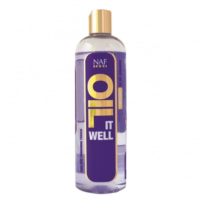 NAF Oil It Well Definition Oil 500ml