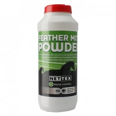 Nettex Feather Mite Powder 200g