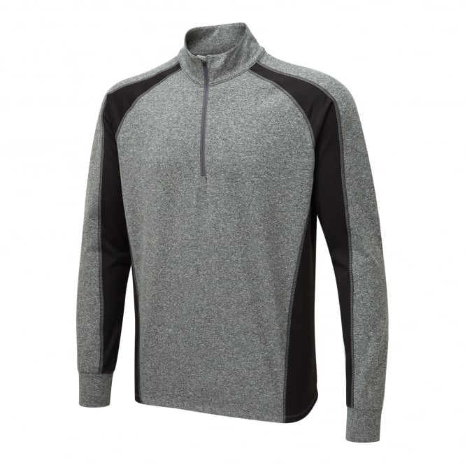 Noble Outfitters Caspian Quarter Zip Top