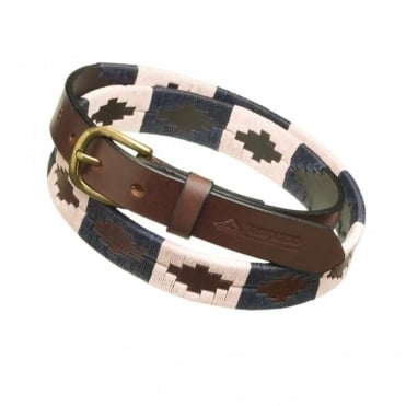 Pampeano Hermoso Skinny Polo Belt