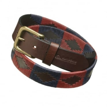 Pampeano Marcado Polo Belt