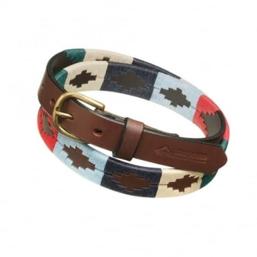 Pampeano Multi Skinny Polo Belt
