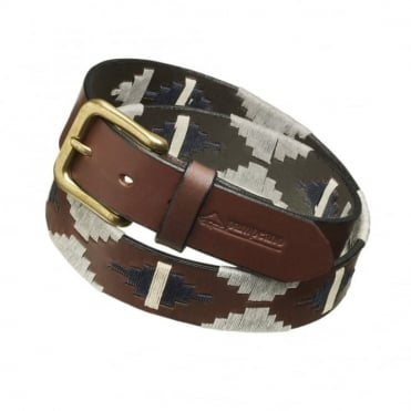 Pampeano Tornado Polo Belt