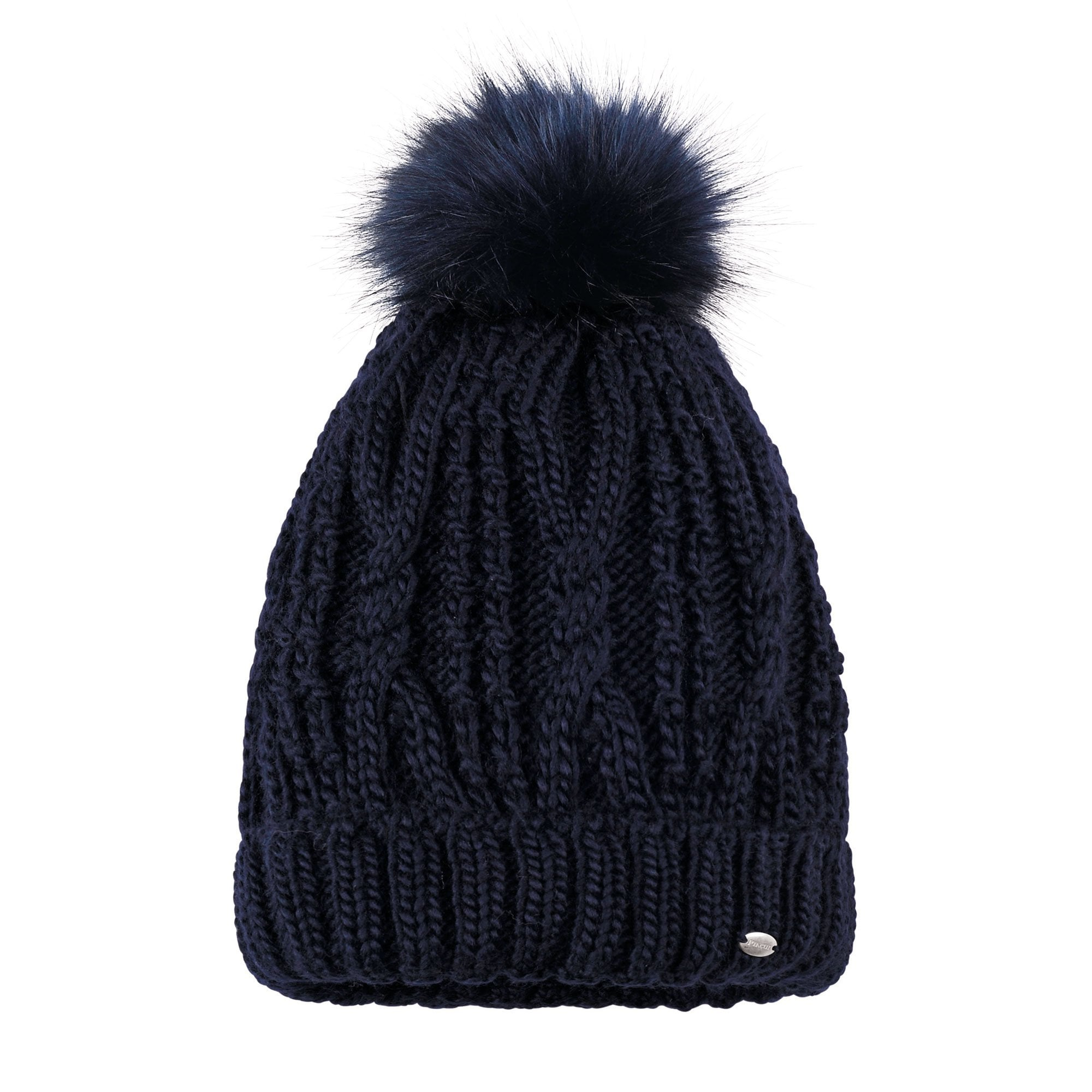 46568222f8b closeout pikeur bobble hat 83adf 28594