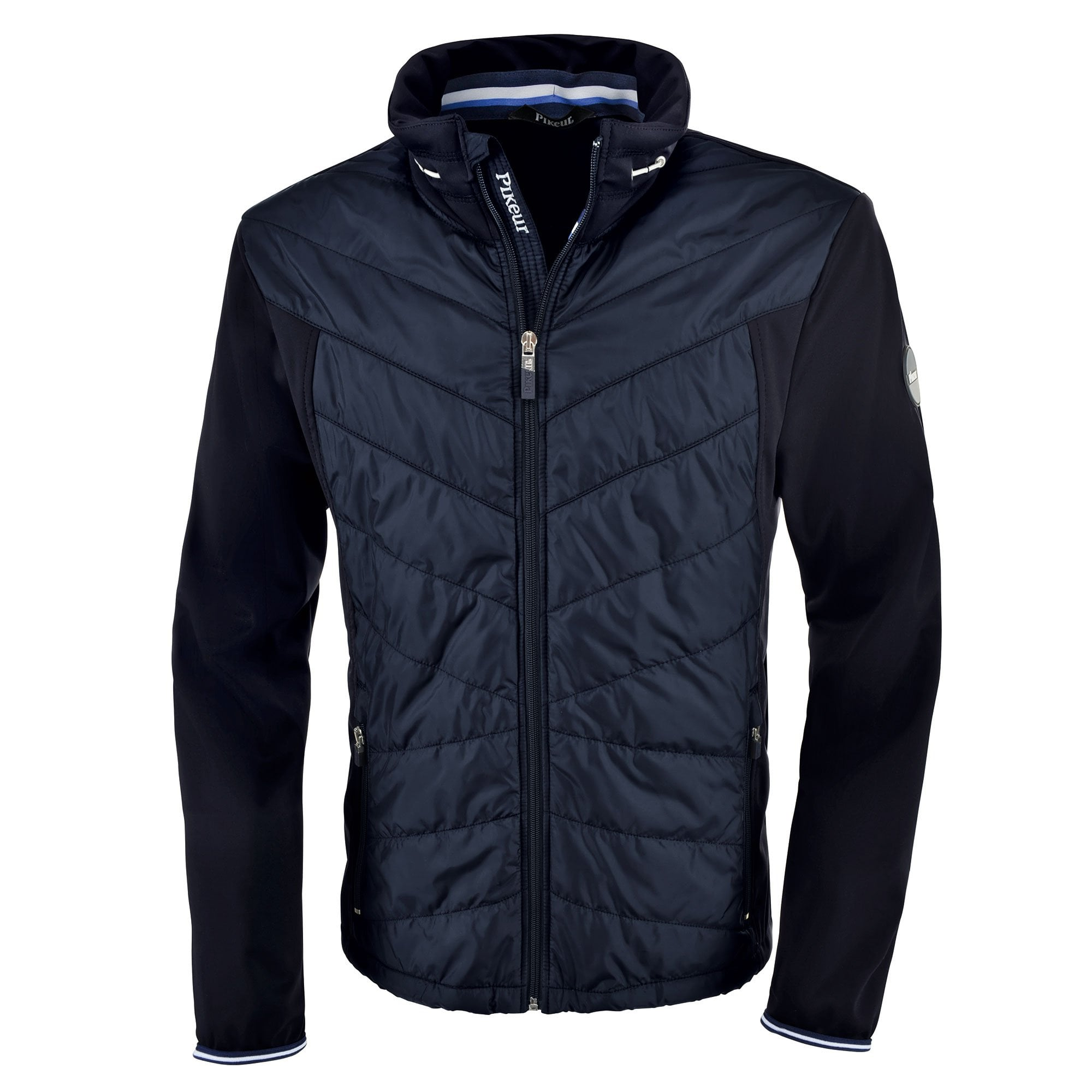 f6fe3d2d33bf Pikeur Hannes Mens Quilted Jacket | Houghton Country