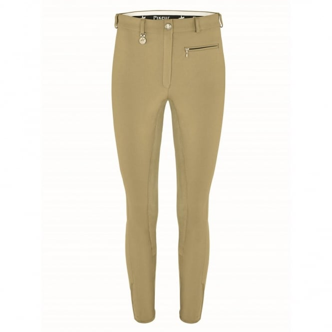Pikeur Lugana Breech (79 Fabric)