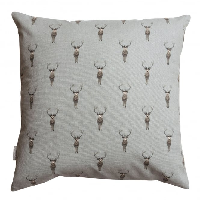 Sophie Allport Highland Stag Cushion