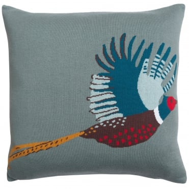 Sophie Allport Knitted Statement Cushion