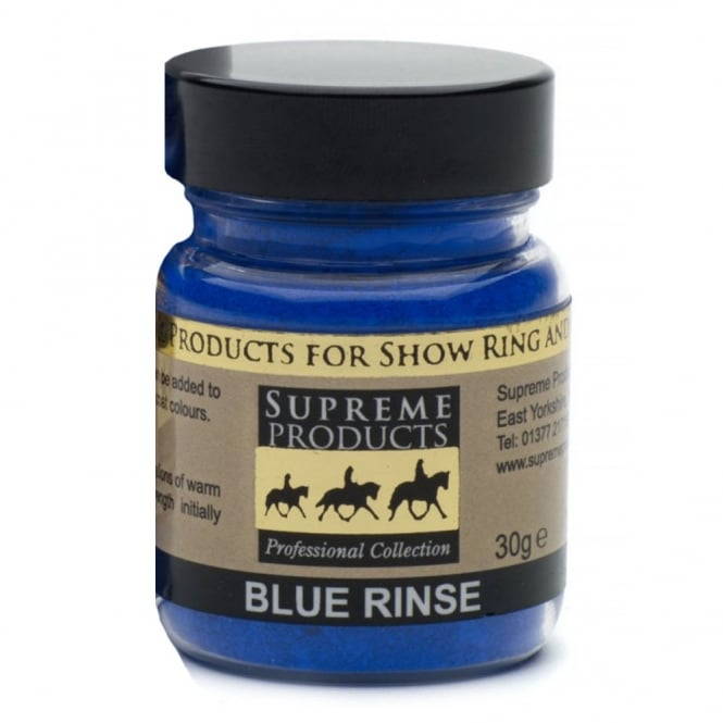 Supreme Products Supreme Blue Rinse 30g