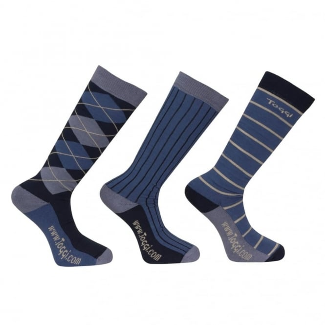 Toggi Sagamore Mens Socks (3 Pack)