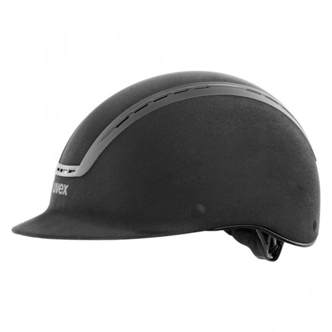 Uvex Suxxeed Velours Riding Hat